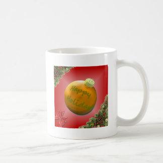 クリスマスのコレクションの休日の応援 コーヒーマグカップ