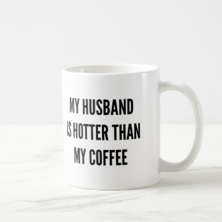 クリスマスのコーヒーは私の夫熱いですより コーヒーマグカップ