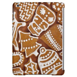 クリスマスのジンジャーブレッドの休日のクッキー