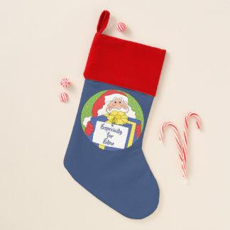 """クリスマスのストッキング""""サンタのギフト"""" クリスマスストッキング"""