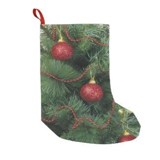 クリスマスのストッキング スモールクリスマスストッキング