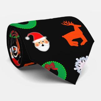 クリスマスのタイ ネクタイ
