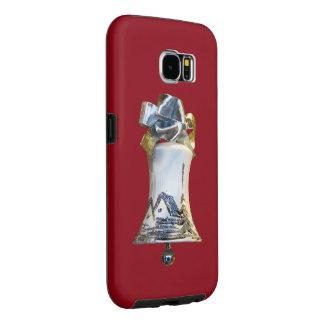 クリスマスのデザインの素晴らしいSamsungの銀河系S6の箱 Samsung Galaxy S6 ケース