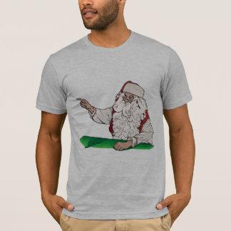 クリスマスのヒースの灰色 Tシャツ