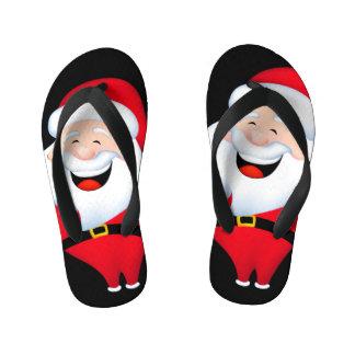 クリスマスのビーチサンダル、子供 キッズビーチサンダル