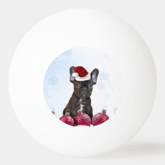 クリスマスのフランス語Bulloog ピンポンボール
