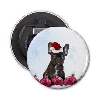 クリスマスのフランス語Bulloog 栓抜き