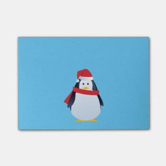 クリスマスのペンギン2 ポストイット