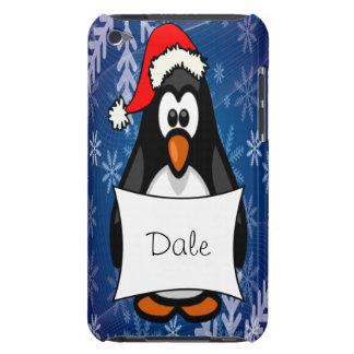 クリスマスのペンギン Case-Mate iPod TOUCH ケース
