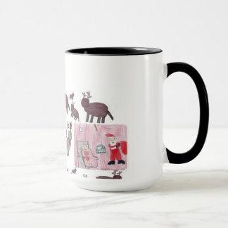 クリスマスのマグの物語 マグカップ