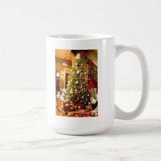 クリスマスのマグ ベーシックホワイトマグカップ