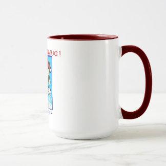 クリスマスのマグ マグカップ