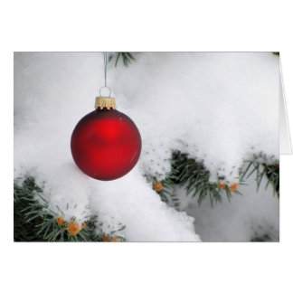 クリスマスのメッセージカードか挨拶状8 カード
