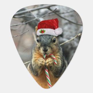 クリスマスのリス フェンダーピック