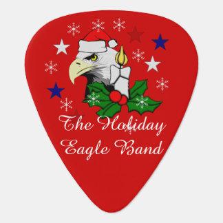クリスマスのワシ ギターピック