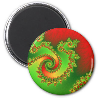 クリスマスの三重の回転の磁石 マグネット