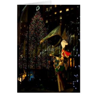 クリスマスの兵士 カード