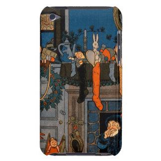 クリスマスの前の夜、Denlow著、1903年(colou Case-Mate iPod Touch ケース
