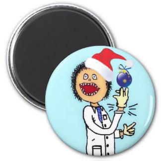 クリスマスの医者 マグネット