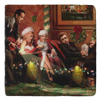 クリスマスの合間 トリベット