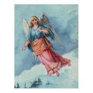 クリスマスの天使 ポストカード