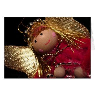 クリスマスの妖精の国 カード