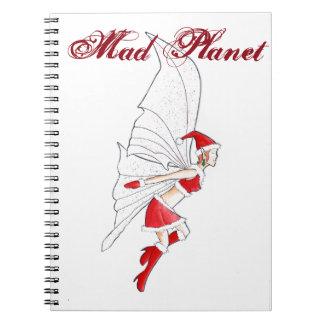 クリスマスの妖精 ノートブック