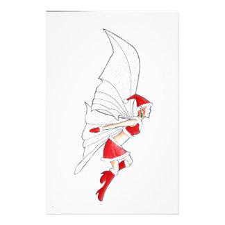 クリスマスの妖精 便箋