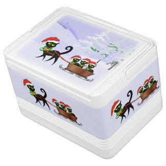 クリスマスの子ネコ クールボックス