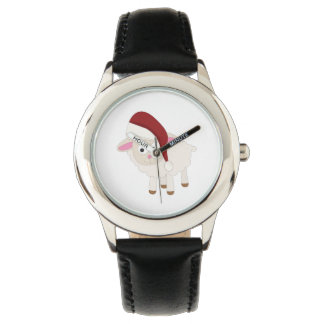 クリスマスの子ヒツジ 腕時計
