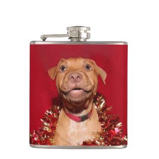 クリスマスの応援 フラスク