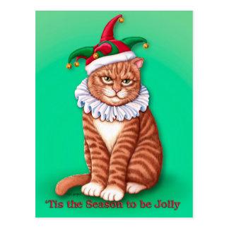 クリスマスの愚か者 ポストカード