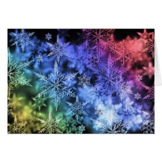 クリスマスの挨拶状! グリーティングカード