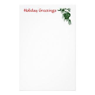 クリスマスの文房具 便箋