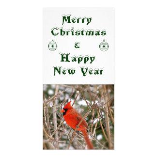 クリスマスの新年 カード
