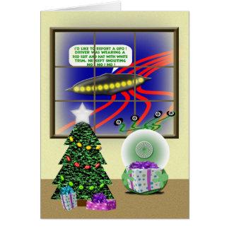 クリスマスの時間 カード
