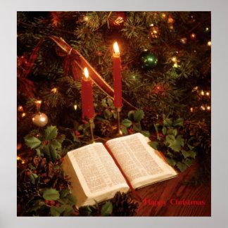 クリスマスの時間 ポスター