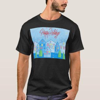 クリスマスの景色 Tシャツ