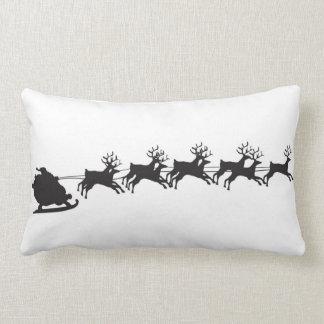 クリスマスの枕! ランバークッション
