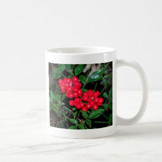 クリスマスの果実 コーヒーマグカップ
