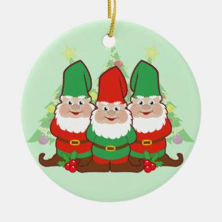 クリスマスの格言 セラミックオーナメント