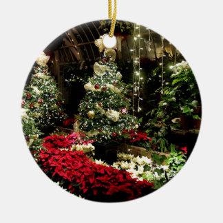 クリスマスの楽園 セラミックオーナメント