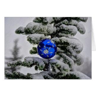 クリスマスの歓喜 カード