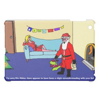 クリスマスの混乱 iPad MINI カバー