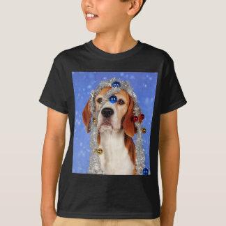 クリスマスの災難 Tシャツ