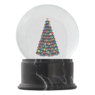 クリスマスの球根 スノーグローブ