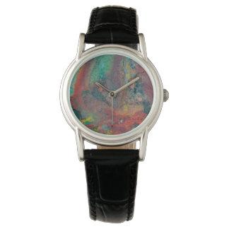 クリスマスの碧玉の閉めて下さい 腕時計