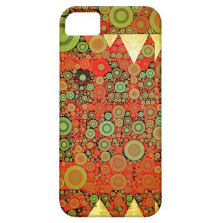 クリスマスの精神 iPhone SE/5/5s ケース