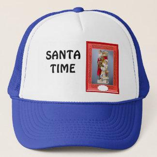 クリスマスの置物 キャップ