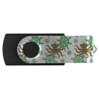 クリスマスの船員のベビーのタコ USBフラッシュドライブ